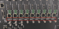 1080p HDBaseT Output Card to 220' Video Wall Support