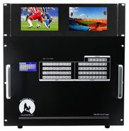 HDMI Matrix Switchers w/Built-in VideoWall Processor in 36x36 Chassis (56)