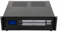 16x12 HDMI Matrix Switch w/Video Wall, Scaling, Separate Audio, Apps & 100ms Switching
