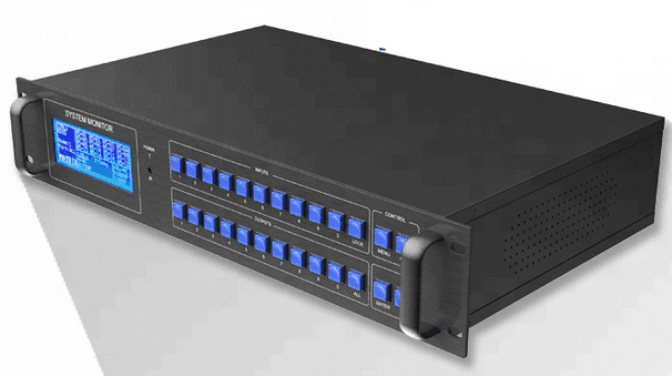 WolfPack 16x16 HDMI Video Matrix Switch over CAT5