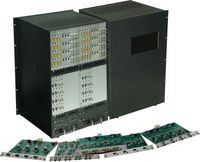 16x56 DVI Matrix Switcher with In & Out Scaling