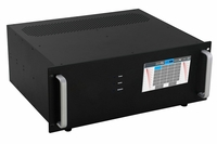 16x9 DVI Matrix Switcher with In & Out Scaling