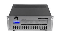 See 80-Different 4K HDMI Matrix Switchers in 18x18 Chassis w/Silver Front Panel