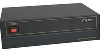 1x16 Component Video with Analog audio splitter