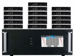 4K 1x16 HDMI HDBaseT Splitter w/16-HDBaseT Receivers & Out Control to <i>330'</i>