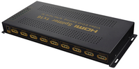 1x16 HDMI Splitter with EDID Management
