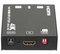 1x2 HDMI Splitter Supporting HDR & 4K 60Hz 4:4:4 Color & 4-Mode EDID - Extra Image 1