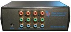 1X3 Component Video Splitter - 1080p Rated