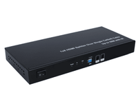 1x8 HDMI Splitter over CAT5 with Bi-Directional IR