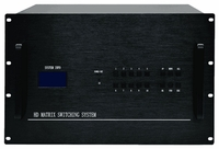 4K 24x12 HDMI Matrix Switcher w/Remote