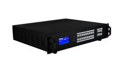 4K 2x9 HDMI Matrix HDBaseT Switcher w/9-HDBaseT Receivers & Apps