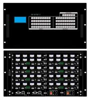 WolfPackGold 32x32 HDMI Matrix Switch with a Video Wall Function
