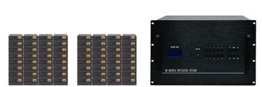 HDMI Matrix Switchers with HDMI to CAT5 Baluns in a 32x32 Chassis (52)