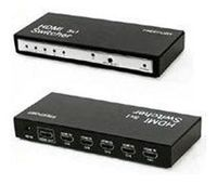 3X1 and 5X1 HDMI Switchers