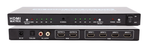 4K 4-2 HDMI Matrix Switcher & Separate Optical & Stereo Out