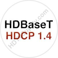 4K 1x22 HDMI HDBaseT Splitter w/22-HDBaseT Receivers & Out Control to <i>330'</i>
