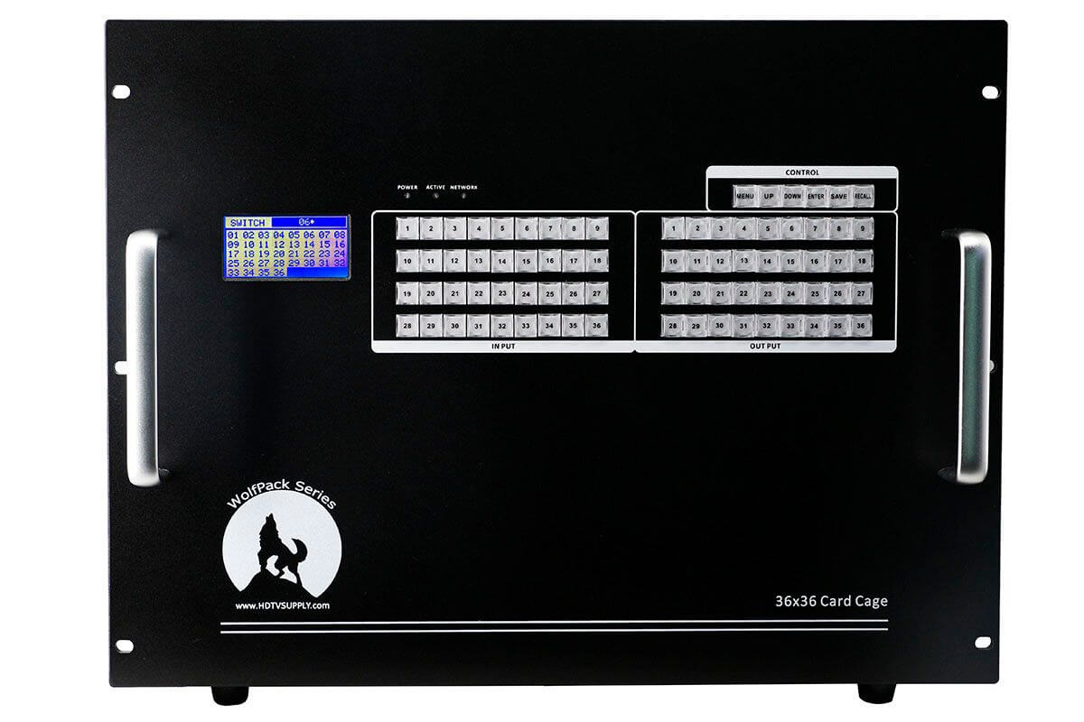 4K 28x64 HDMI Matrix Splitter with Dual HDMI Outputs - $6900