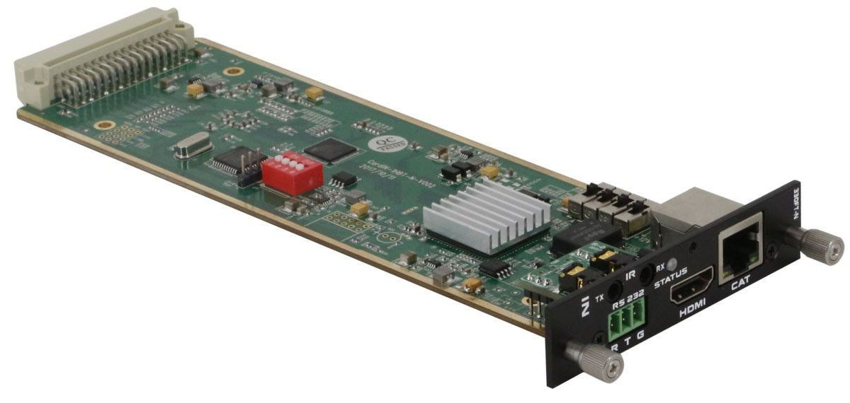 WolfPack 4K/30 HDBaseT Input Card to 110' & 1080p to 220'