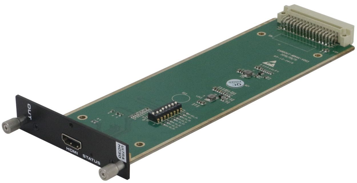 WolfPack 4K/30 HDMI Output Card