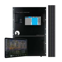 4K HDMI Matrix Switchers over CAT5 in a 48x48 Card Cage (18)