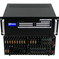 4K/60 16x5 HDMI Matrix Switcher w/Video Wall Processor, Scaling, Apps & Separate Audio