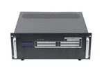 See 84-4K 60 HDMI Matrix Switchers w/Built-in Videowall Processor in 18x18 Chassis