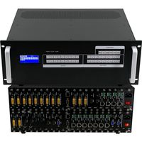 4K/60 5x10 HDMI Matrix Switcher w/Video Wall Processor, Scaling, Apps & Separate Audio