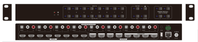 4K 60 4:4:4 8x8 HDMI Matrix Switcher - HDR with Separate Audio