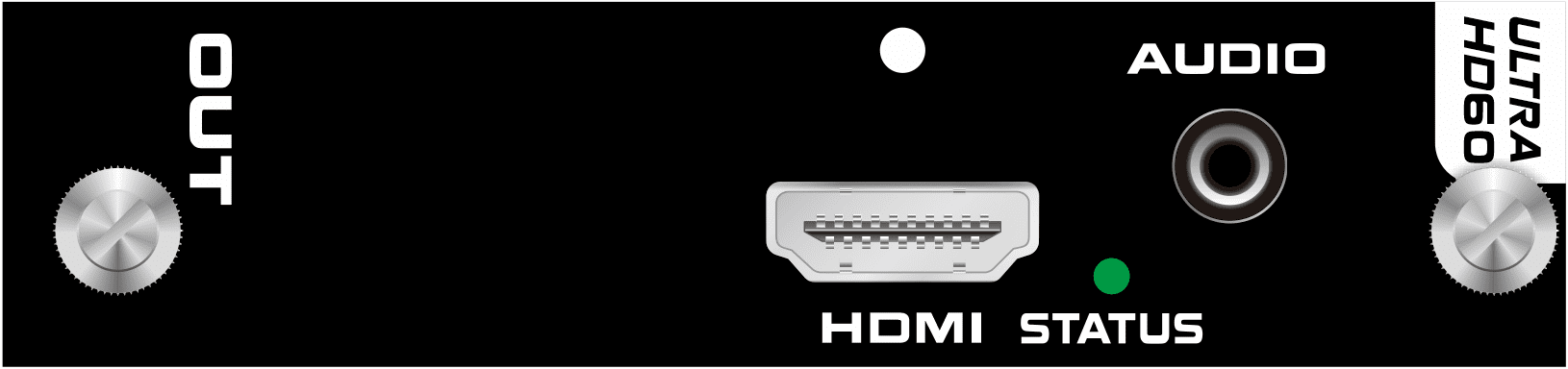 4K/60 HDMI Output Card with HDR, Dolby Vision & Atmos