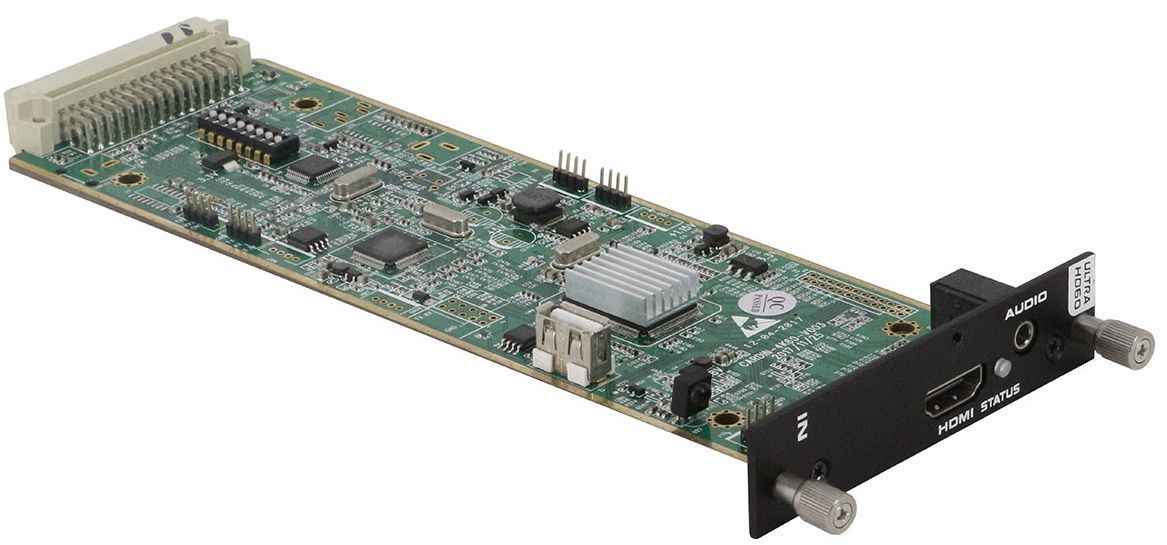 4K/60 HDMI Input Card with HDR, Dolby Vision & Atmos