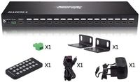 4K 60 WolfPack 16X1 HDMI Switch with Timer