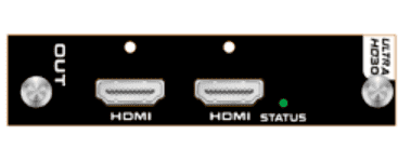 4K 8x4 HDMI Matrix Switch Splitters