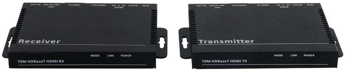 4K/60 HDMI Extender over HDBaseT to 220'