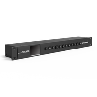 4K WolfPack 1RU 8x8 3G-SDI Matrix Switcher