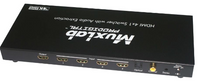 4X1 HDMI Switch - 4K with 3-Separate Stereo &  Digital Audio Outs