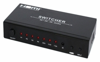 4X1 HDMI Switch with 3D & 4KX2K