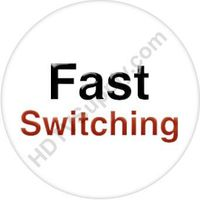 4x16 HDMI Matrix Switch w/16-Separate HDMI to CAT5 Baluns in 32x32 Chassis