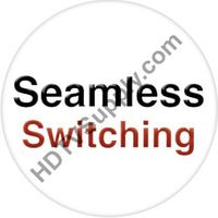 4x32 HDMI Matrix Switcher w/Video Wall Processor, 100ms Switching, Scaling & Separate Audio