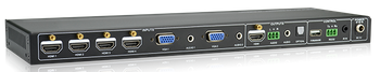 4K WolfPack 6X1 HDMI Switcher with VGA Inputs