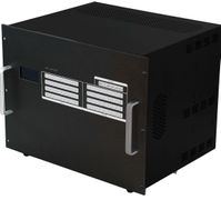 6x36 HDMI Matrix Switcher w/Video Wall Processor, 100ms Switching, Scaling & Separate Audio