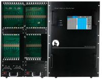 HDMI Matrix Switchers in an 72x72 Chassis with HDMI Cards