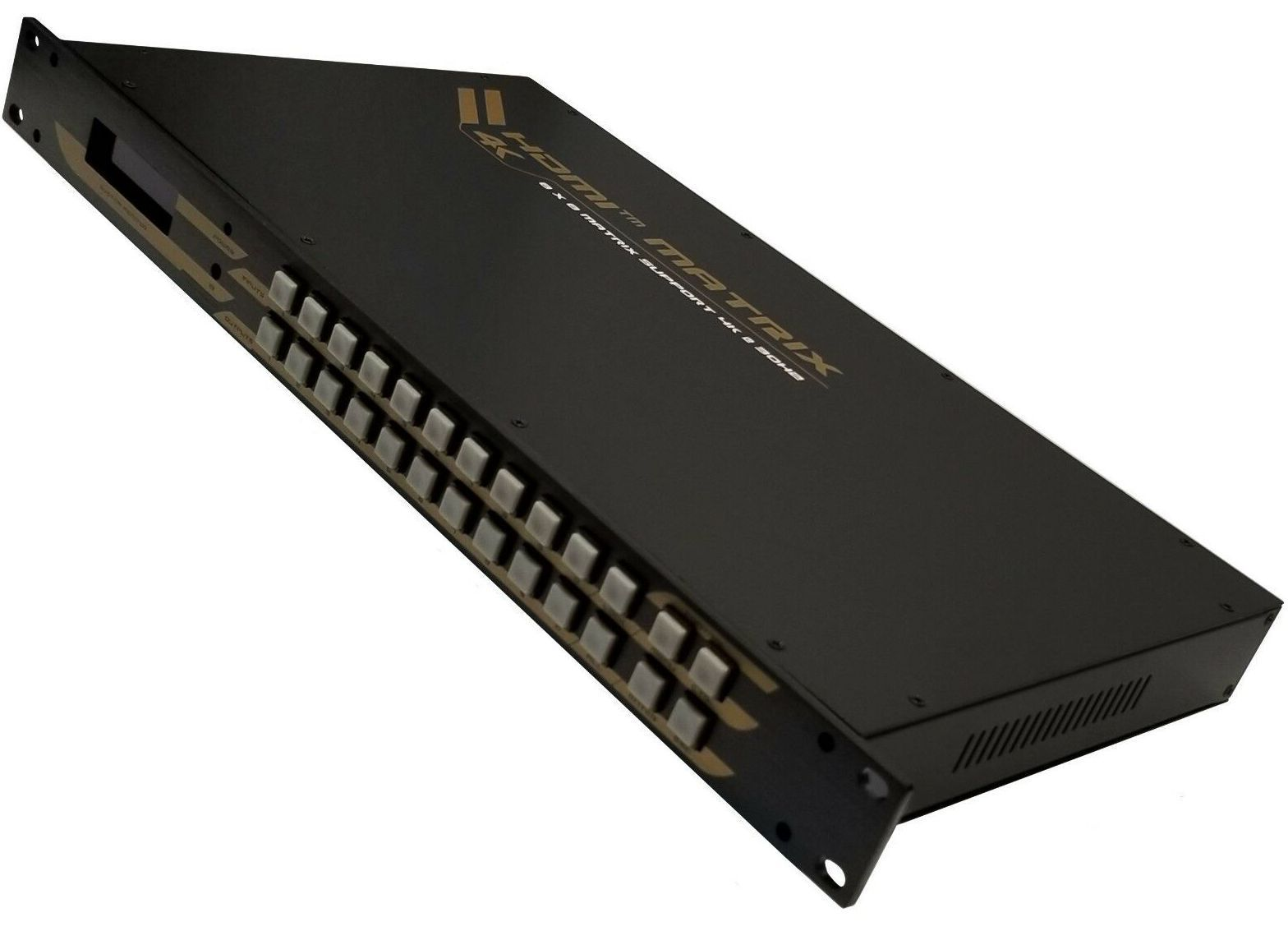 4K 8-8 HDMI Matrix with Video Wall Function