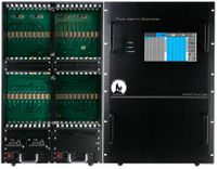 HDMI Matrix Switchers in a 80x80 Chassis