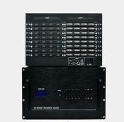 4K 8x16 HDMI Matrix Switcher in a 32x32 Chassis w/Remote Control
