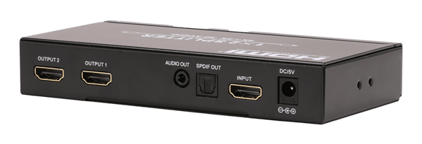 WolfPack 8x16 HDMI Matrix Router w/1x2 HDMI Splitters Over CAT5