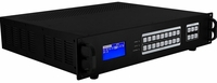 8x2 DVI Matrix Switcher with In & Out Scaling