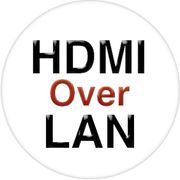 8x40 HDMI Matrix Over LAN with WEB GUI