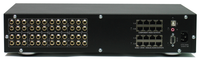 8x8 Component Video + Audio Matrix Switch w/CAT5 Outs to 1K'