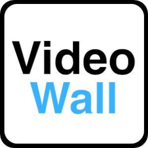 8x8 SDI Matrix Switch with a Video Wall Function & Apps