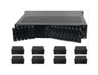 See 62-Different 4K/30 HDMI Matrix Switchers with HDBaseT Cards/Receivers